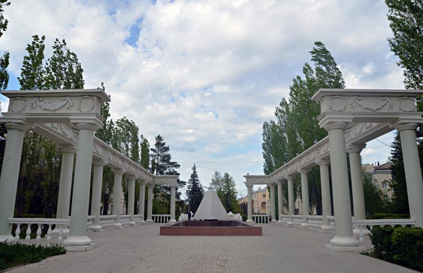 Улица Фонтанная