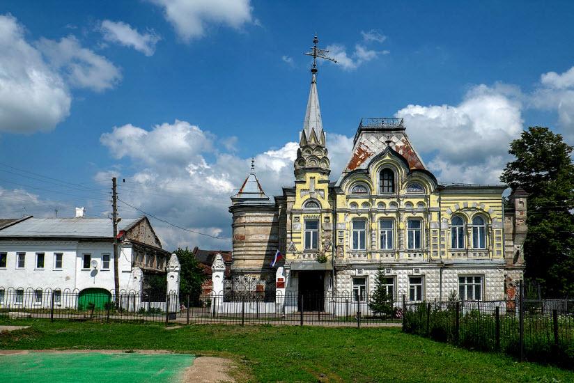 Усадьба А.А. Локалова