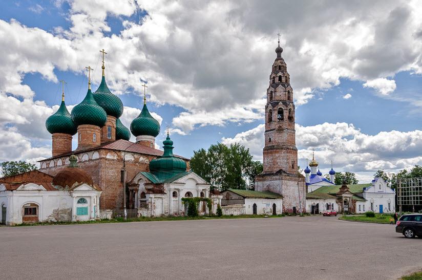 Великосельский кремль