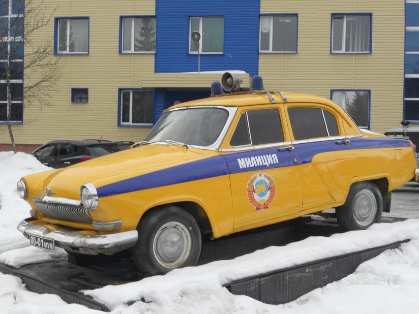 Автомобиль ГАЗ-21