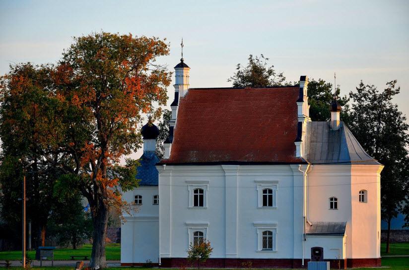 Богоявленский Кутеинский монастырь