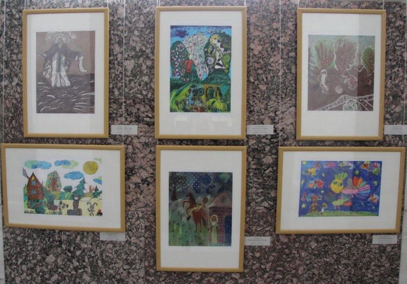 Детская галерея