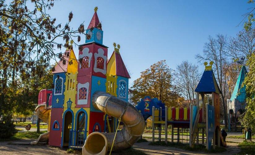 Детский парк «Сказочная страна»