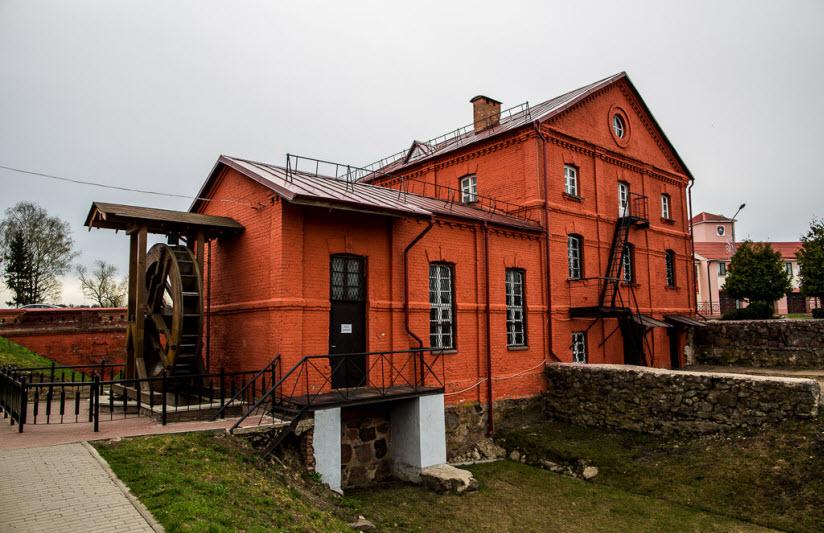 Этнографический музей «Мельница»
