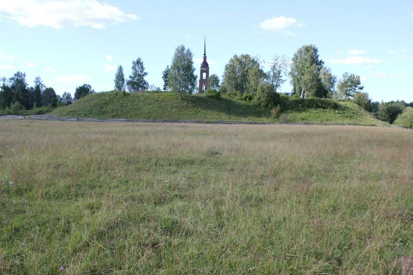 Городище Унорож