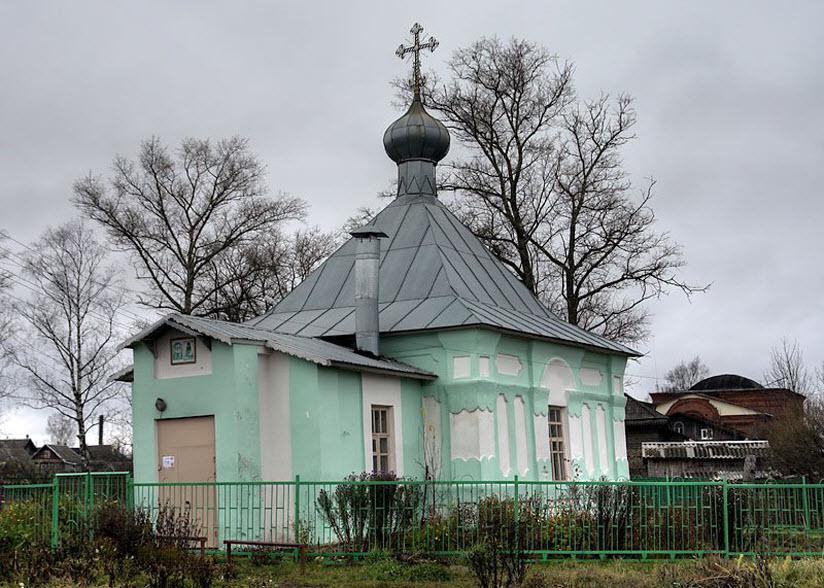Храм-часовня Тихона Задонского