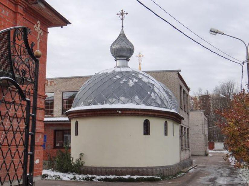 Храм Филарета Московского