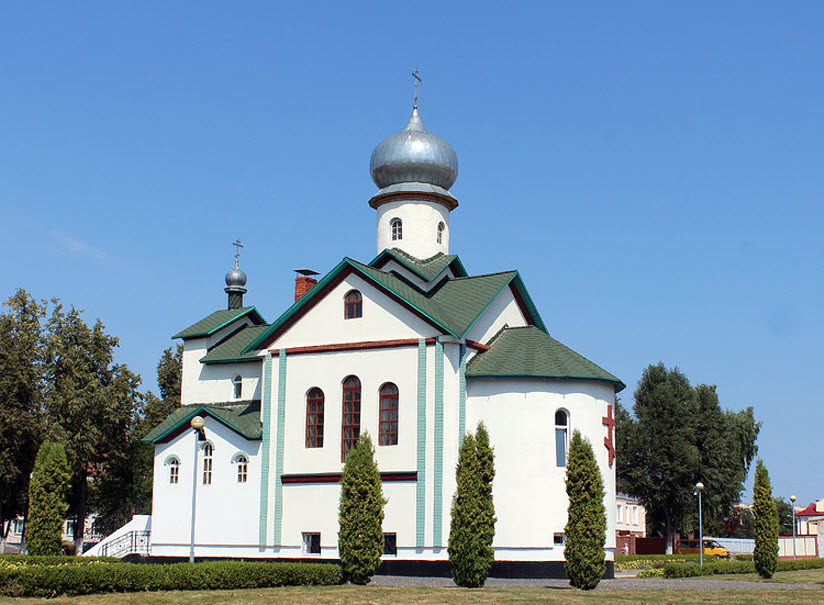 Храм Преподобного Леонида