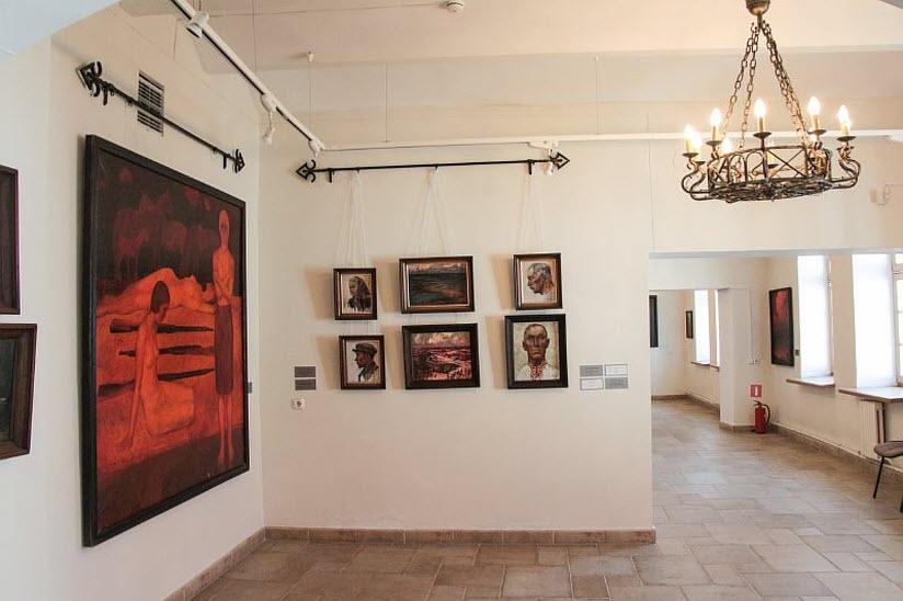 Художественная галерея имени В.А. Громыко