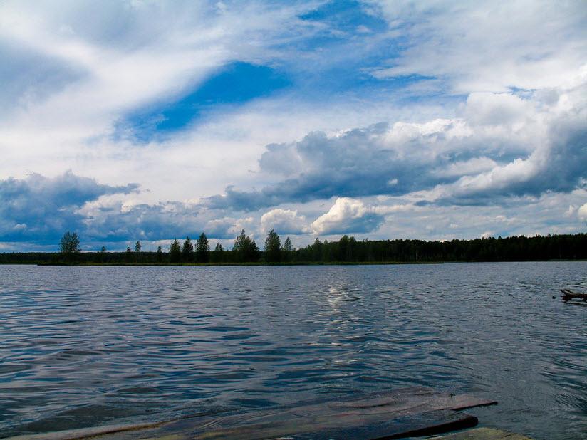 Коптевское озеро