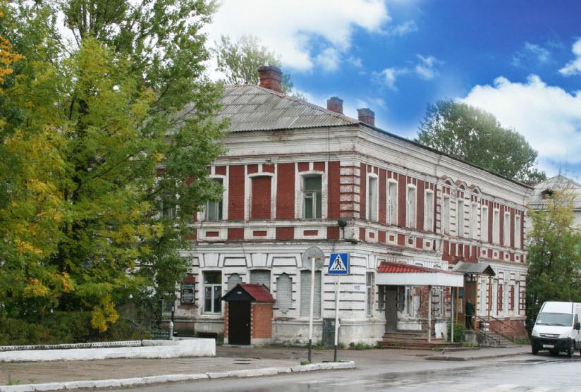 Краеведческий музей имени Н.И. Дубравицкого