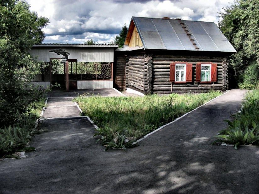 Литературный музей В.П. Астафьева