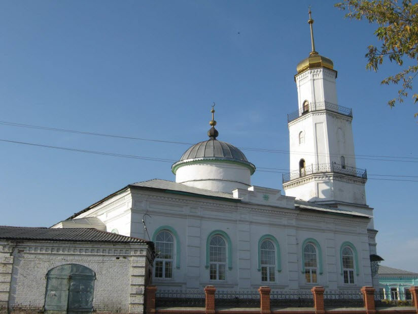 Мечеть Гатауллы Муллы