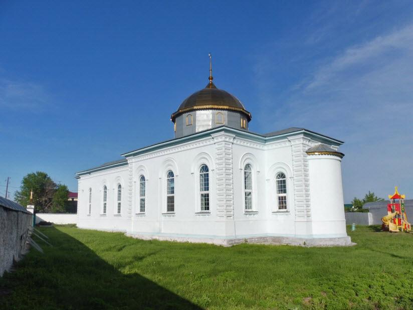 Мечеть им. Зайнуллы-Хазрата Расулева