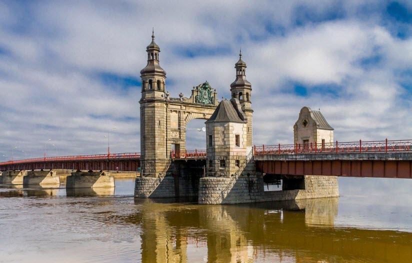 Мост королевы Луизы
