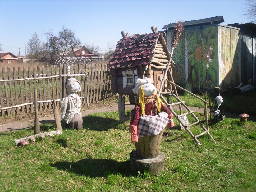 Музей деревянной скульптуры резчика С.С. Шаврова