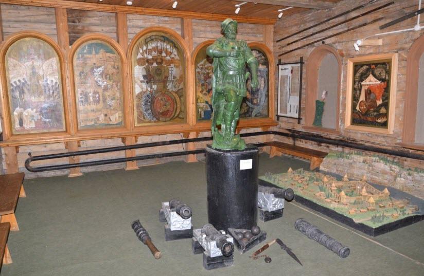 Музей Ермака