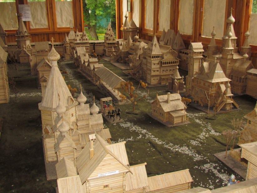 Музей «Лесная крепость»