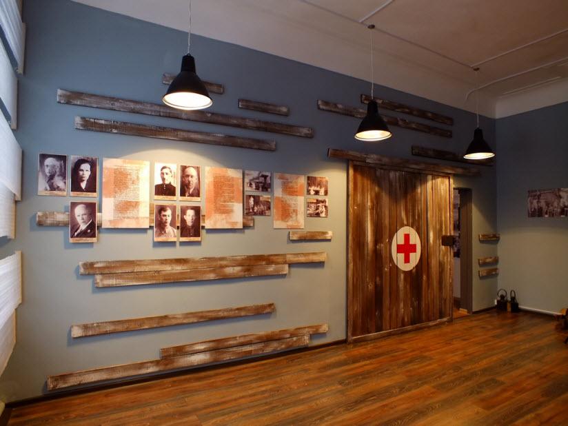 Музей тылового госпиталя