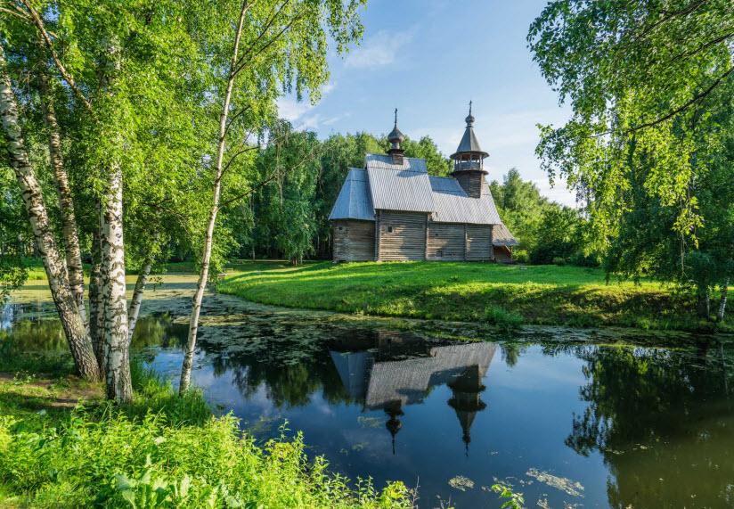 Музей-заповедник Костромская слобода