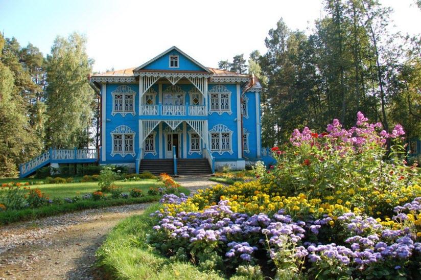 Музей-заповедник Щелыково