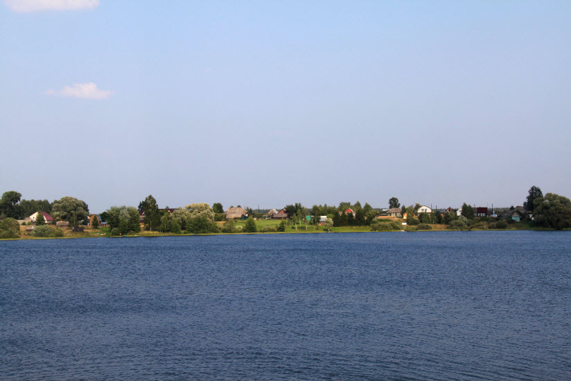 Озеро Гавринское