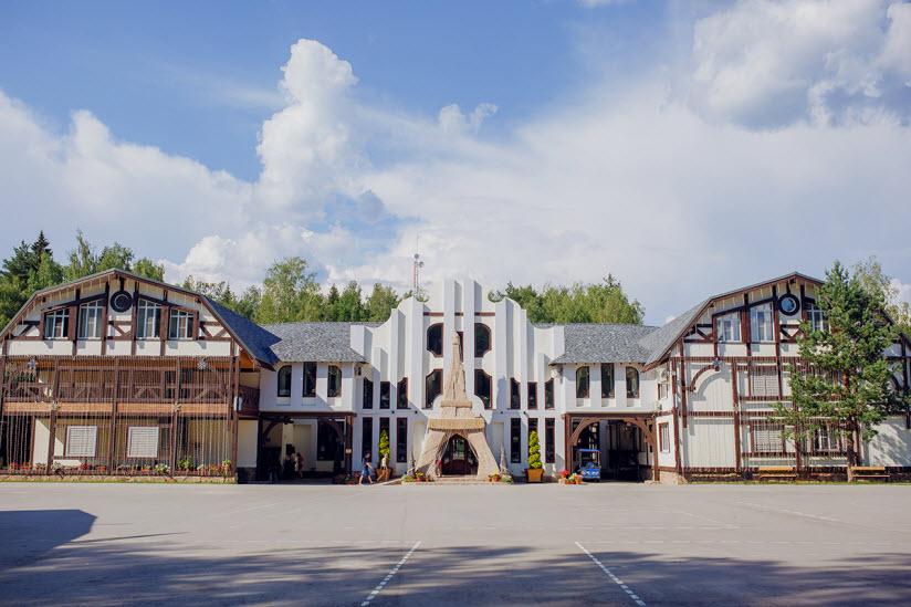 Парк-отель «Фестиваль»