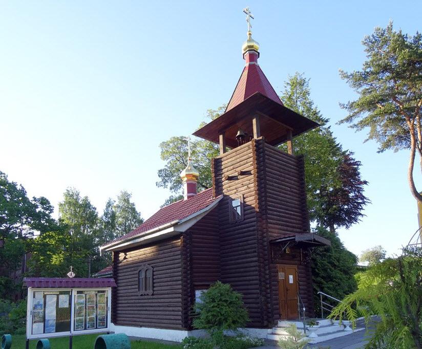 Почаевский храм