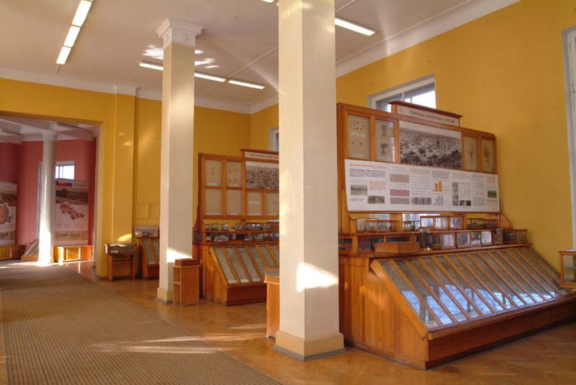 Почвенно-агрономический музей им. В.Р. Вильямса