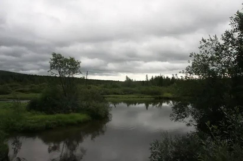 Река Жемчужная