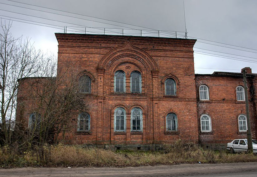 Церковь цесаревича Алексея