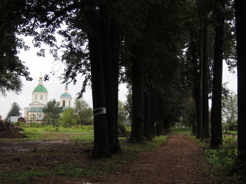 Усадьба Киово-Спасское