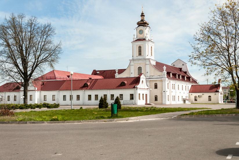 Здание Иезуитского коллегиума