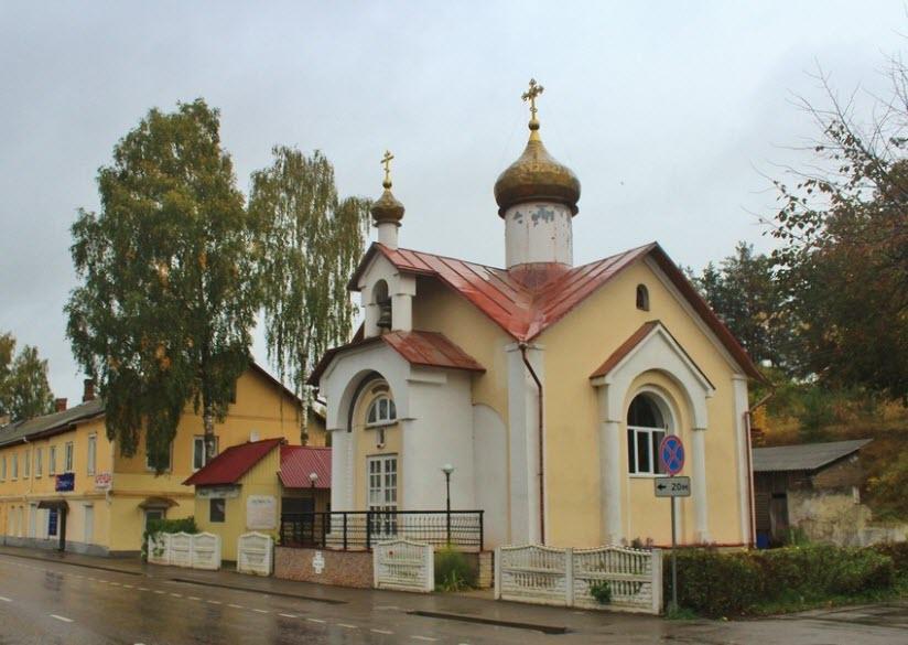 Часовня св. апп. Петра и Павла