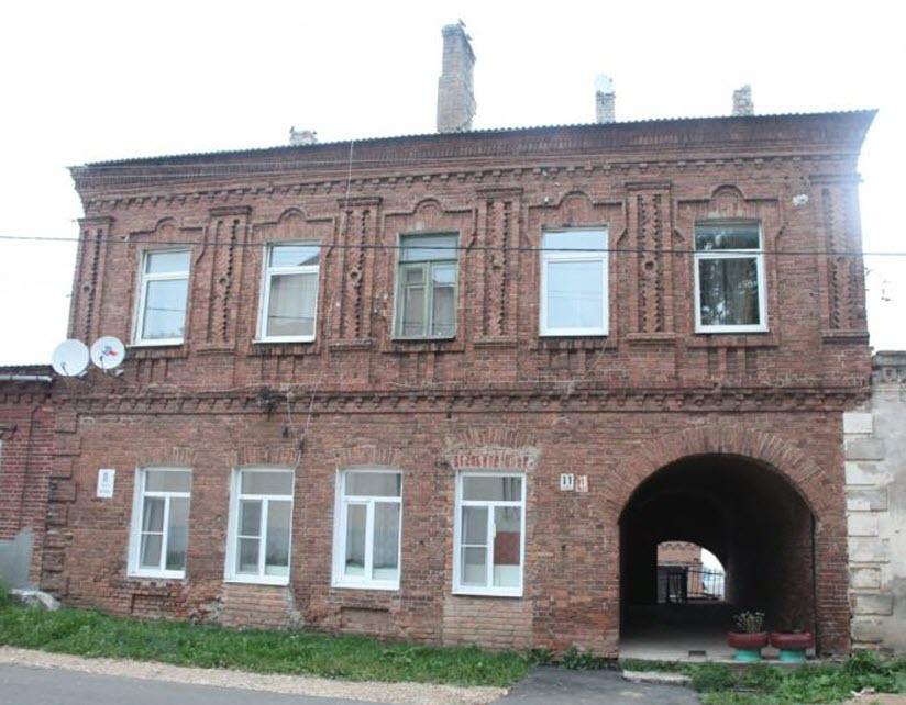 Дом купца Селюгина