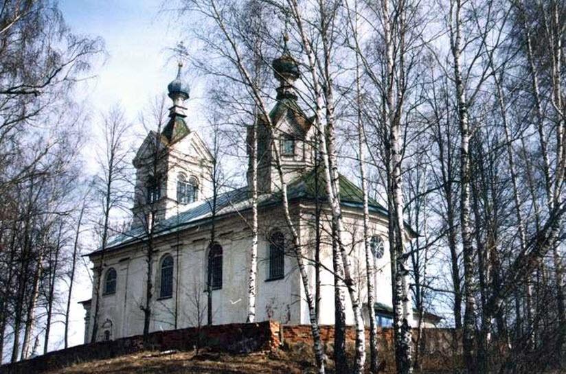 Храм свят. Николая Чудотворца