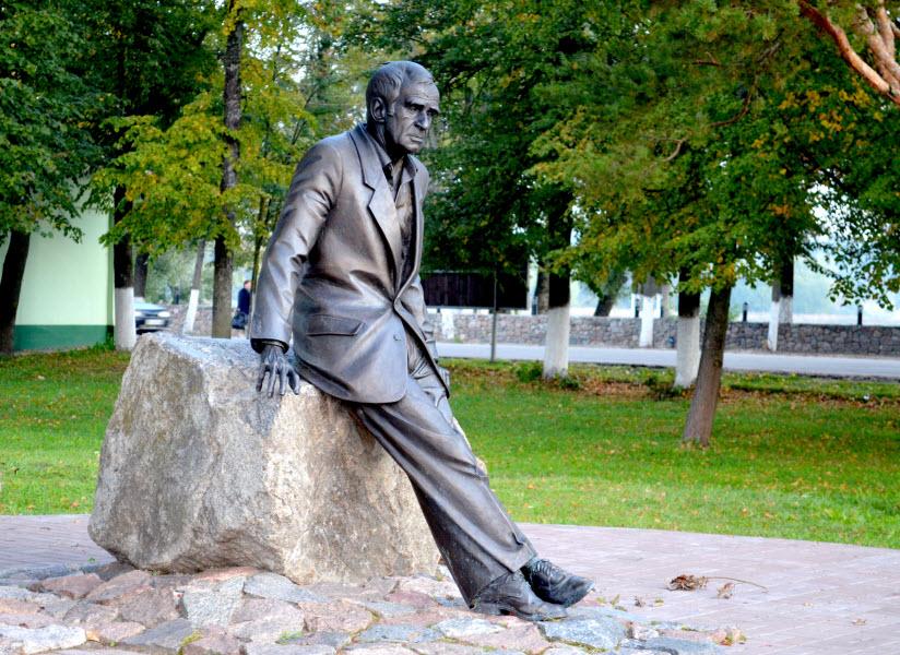 Памятник З. Гердту