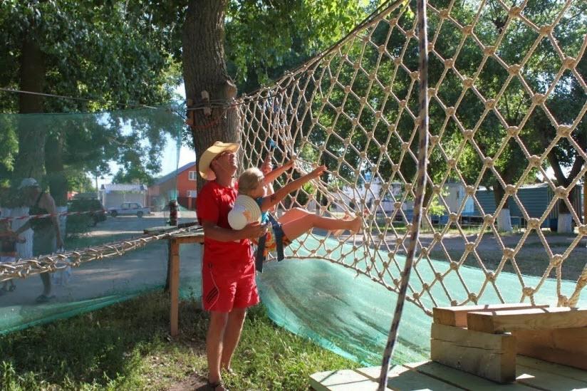 Верёвочный парк приключений «Мадагаскар»