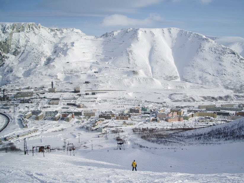 Гора Кукисвумчорр