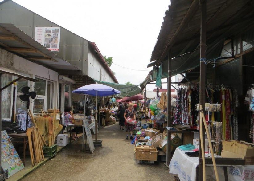 Гудаутский рынок