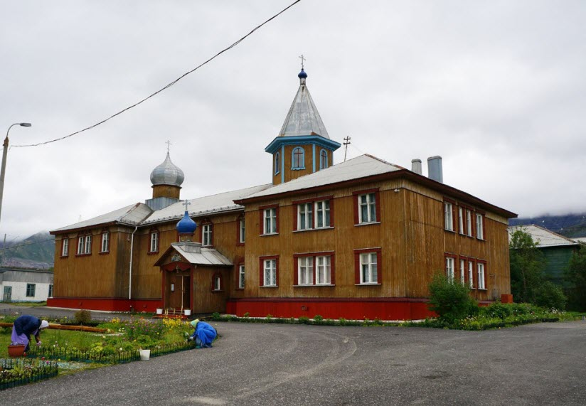 Хибиногорский женский монастырь