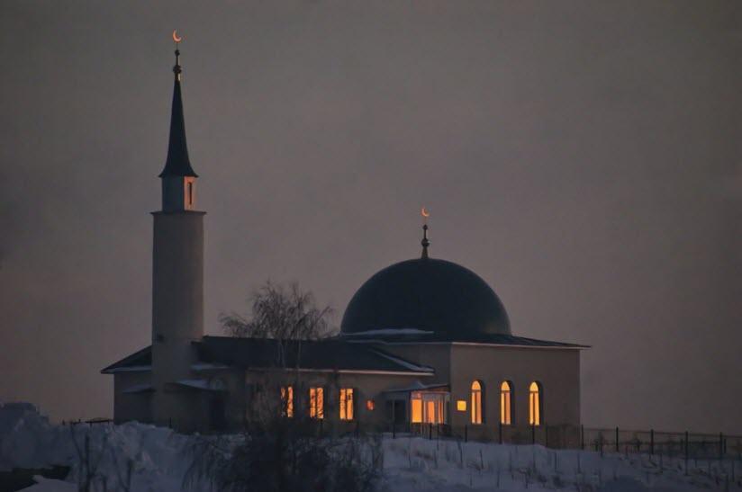 Мечеть Саджа
