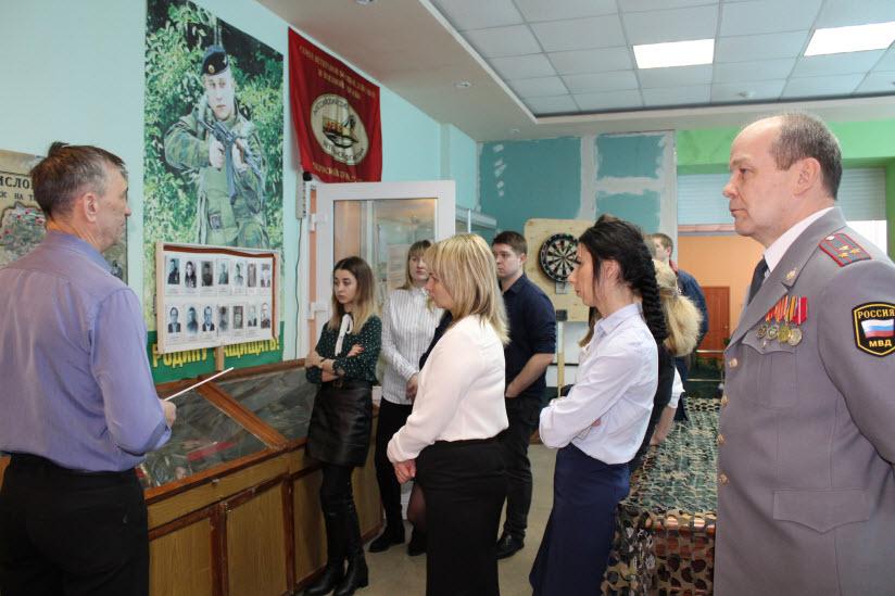 Музей боевой славы Союза ветеранов