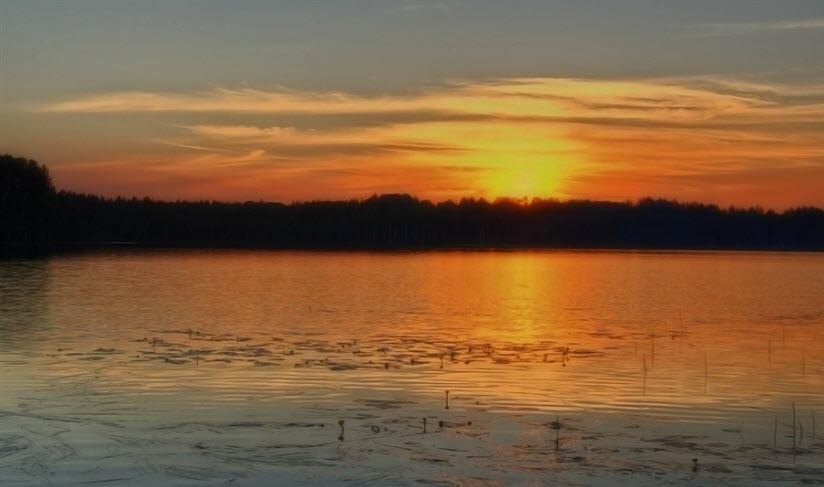 Озеро Ивачевское