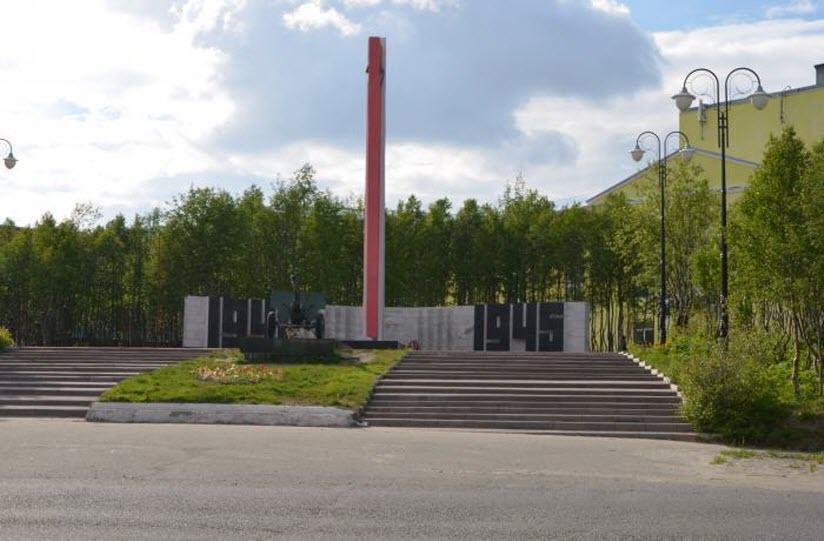 Памятник погибшим кировчанам