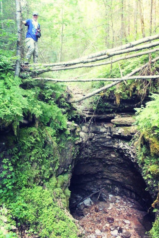 Пещера «Правый сапог»