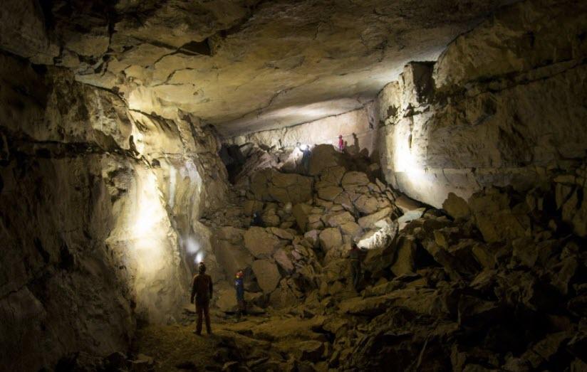 Пещера Российская