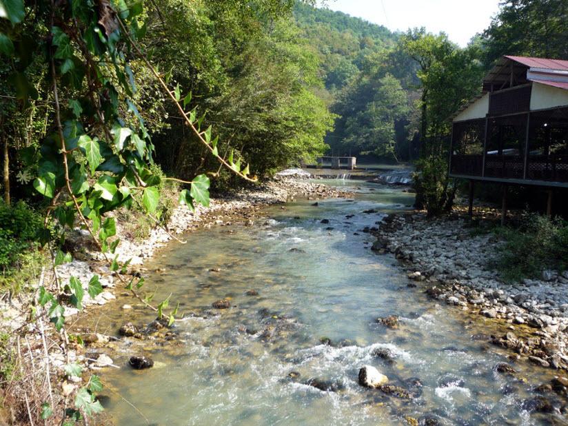 Река Гудау