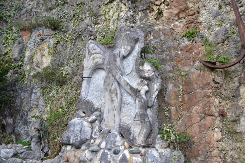 Скульптурный ансамбль «Родничок»