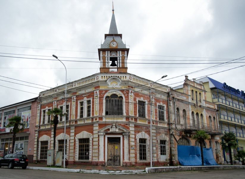Здание универмага «Гунда»
